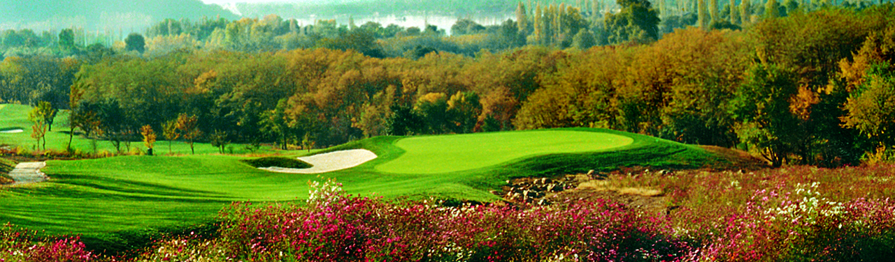Royal Springs Golf Course is one of the most scenec golf courses in the world.